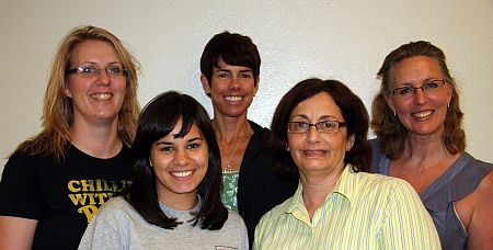 2011 Summer Institute Participants