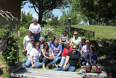 Teachers at 2011 Rural Institute