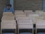 Chapel seats