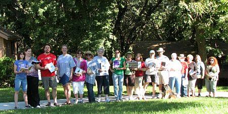 Writing Marathon Group