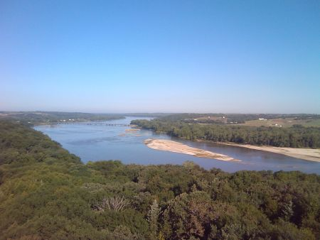 Platte River from the Bluff